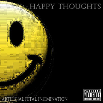 Happy Thoughts: EP cover art