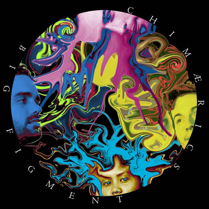 CHIMÆRICS cover art
