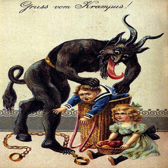Krampus is Coming cover art
