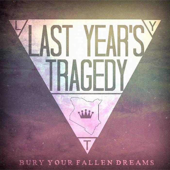 Bury Your Fallen Dreams cover art
