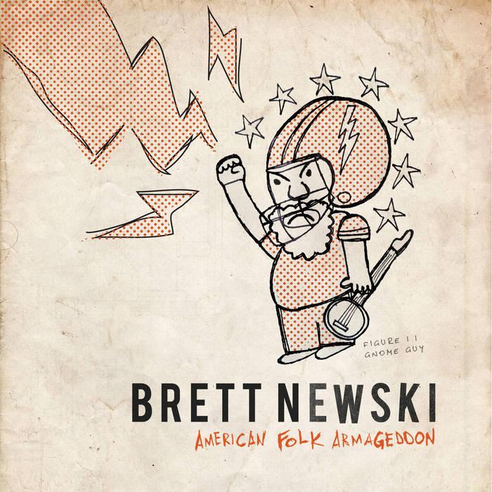 American Folk Armageddon cover art