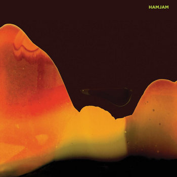 HAMJAM EP cover art
