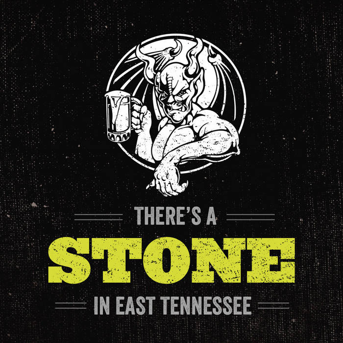There's A Stone in East Tennessee cover art