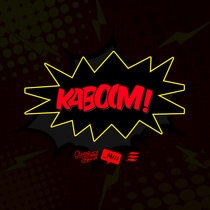 Kaboom EP cover art
