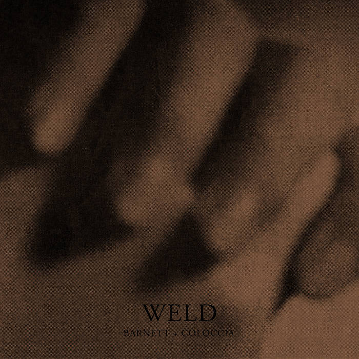 Weld cover art
