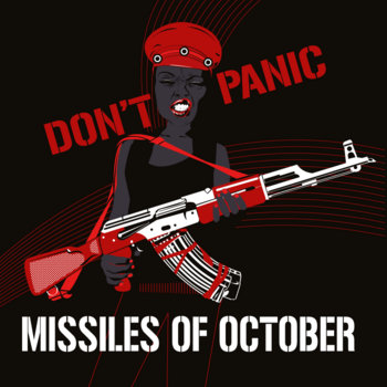 Don't Panic (2014) cover art