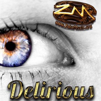 Delirious EP cover art
