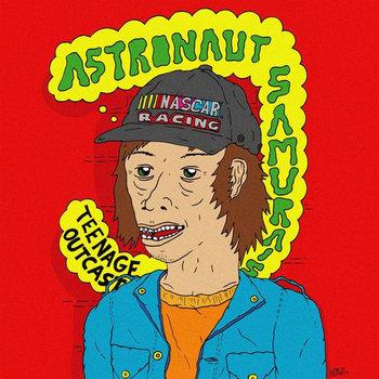 Teenage Outcast cover art