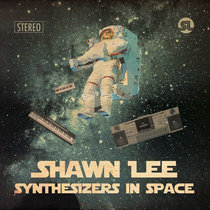 Synthesizers In Space cover art