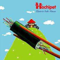 Electric Saki House cover art