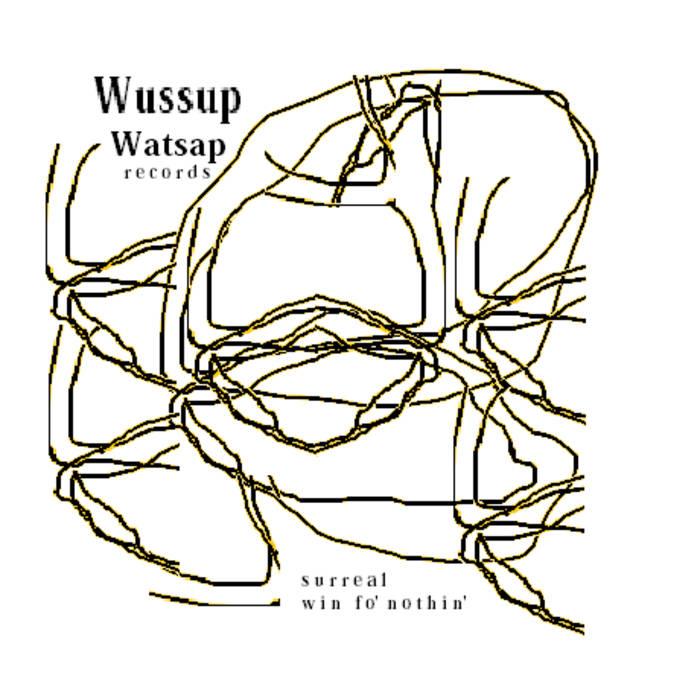 Wussup Watsap r e c o r d s cover art