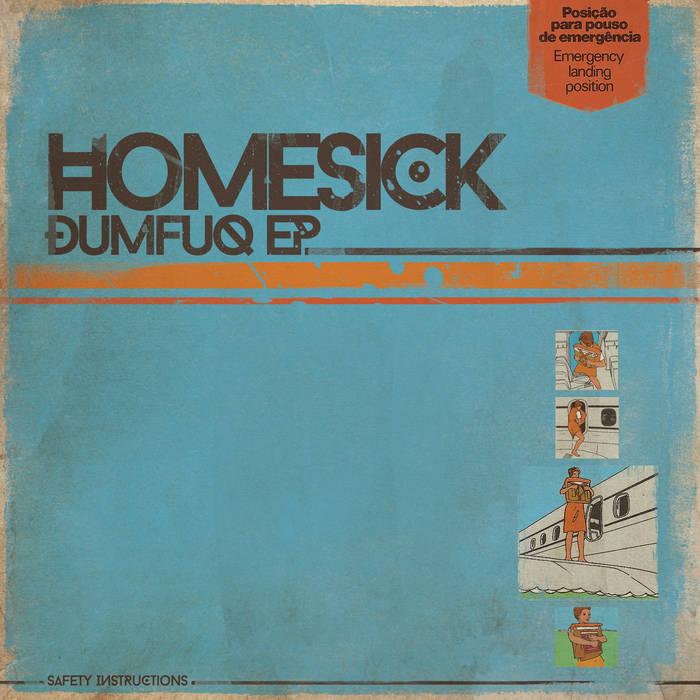Dumfuq EP cover art