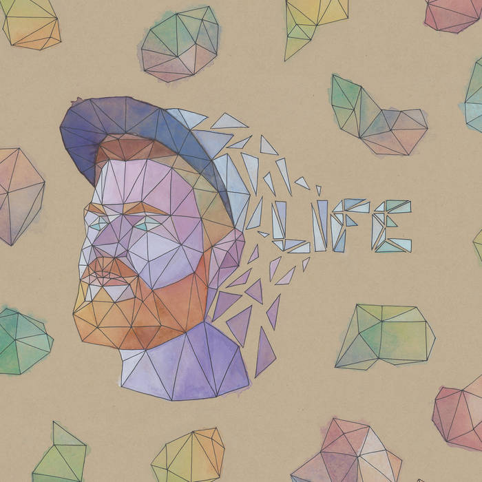 'LIFE' EP cover art