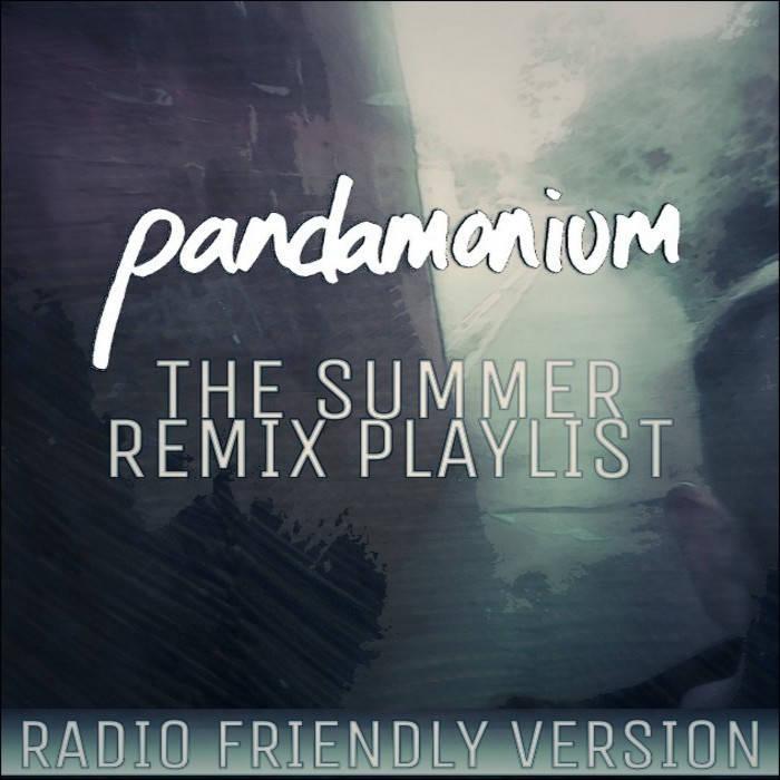 The Silverlining Ft. JMan - 2015 Remix (Clean)   PANDAMONIUM