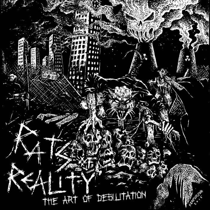 The Art of Debilitation cover art