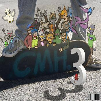 Chipmusic Heroes III: Milky Way Tour cover art