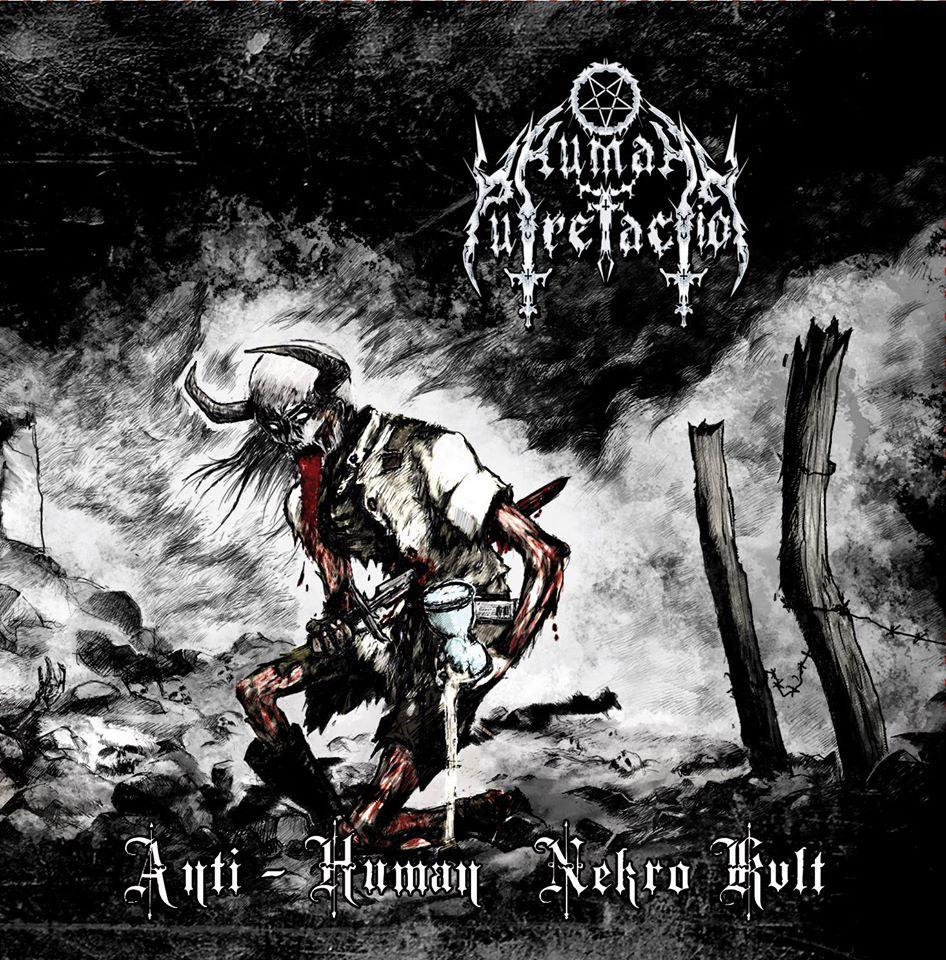 Human Putrefaction-Anti-Human Nekro Kvlt-CD-FLAC-2014-VENOMOUS
