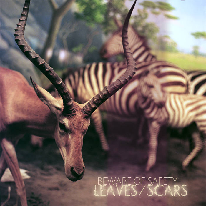 Leaves/Scars cover art