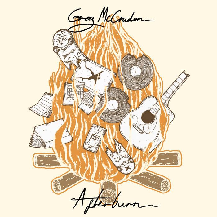 Afterburn cover art