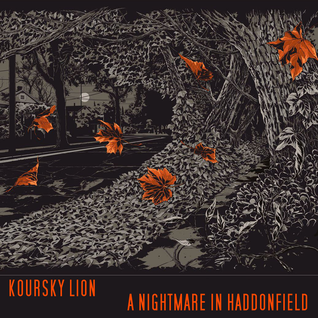 Koursky Lion - A Nightmare In Haddonfield A0308625192_10