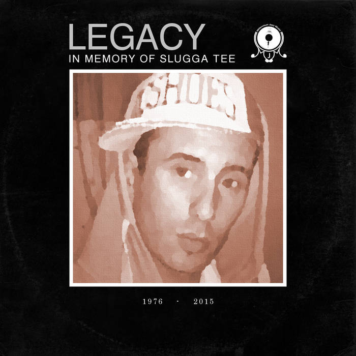 Marvin Topliss - LEGACY - IN MEMORY OF SLUGGA TEE (2016)