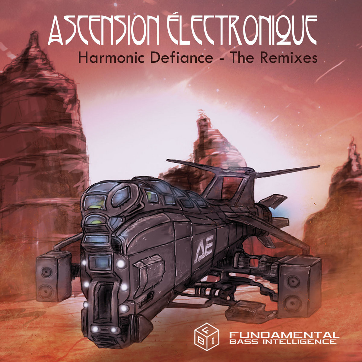 FBI009 | Harmonic Defiance ( THE REMIXES ) feat. Dexorcist, Mandroid, Sbles3plex... A0334521175_10