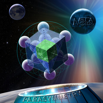 Parasymmetry cover art