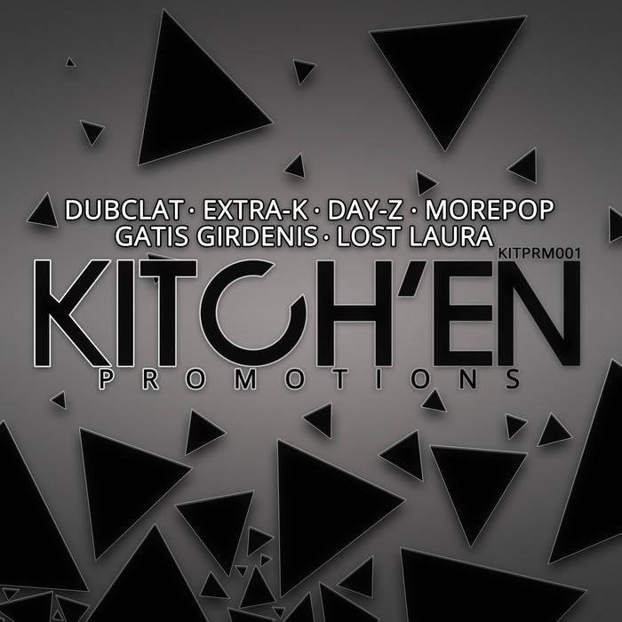 Kitch'en Promotions - KITPRM001 cover art