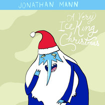 A Very Ice King Christmas cover art