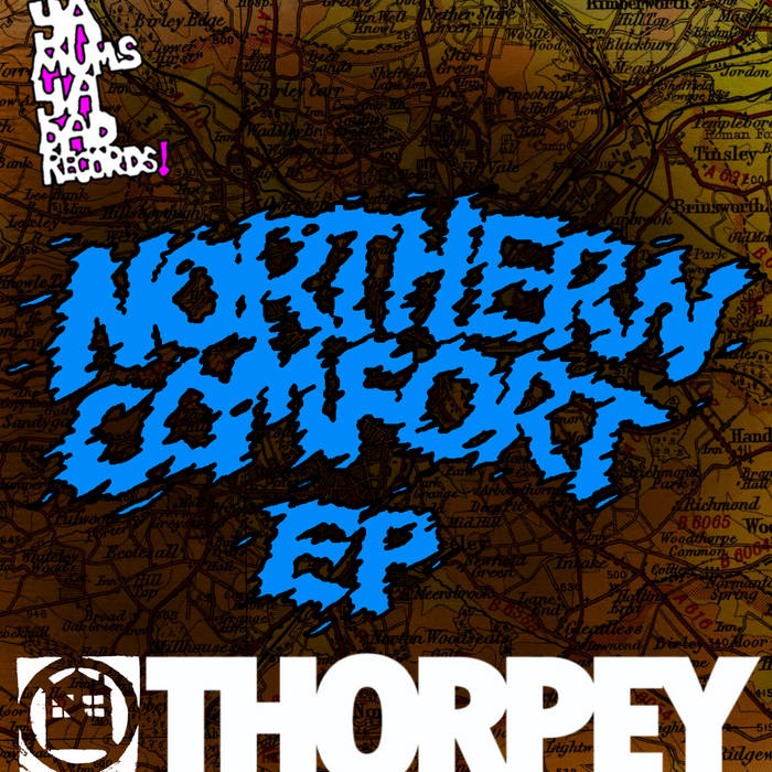 Northern Comfort EP cover art