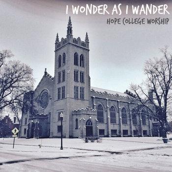 I Wonder as I Wander (Xmas Single) cover art