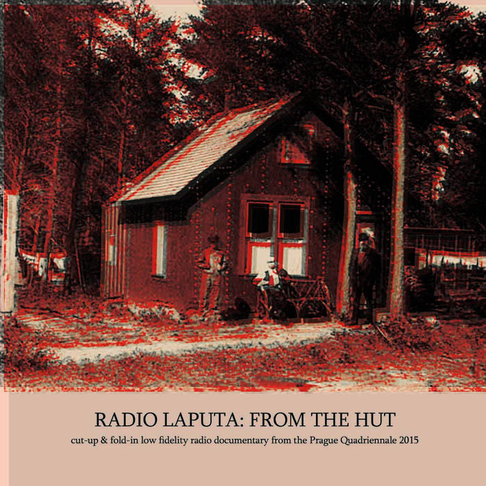 FROM THE HUT cover art