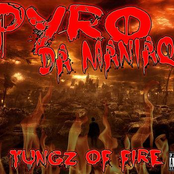 Pyro feat Novakane,Dat 378 boy,Eaz- Blowin Up cover art