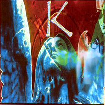 the K (15 Y anniversary) cover art