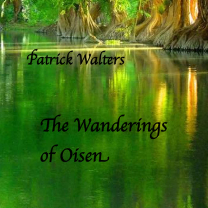 The Wanderings of Oisin cover art