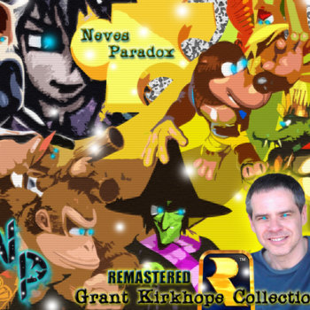 Grant Kirkhope Remix Collection cover artGrant Kirkhope