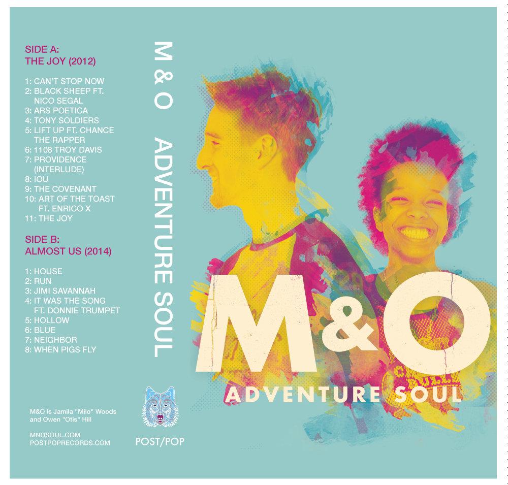 M&O - ADVENTURE SOUL (PXP017)