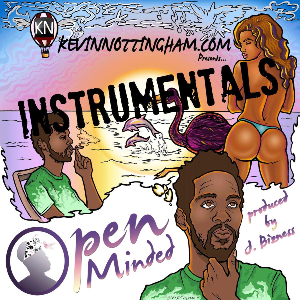 Open Minded Artwork Open Minded Instrumentals