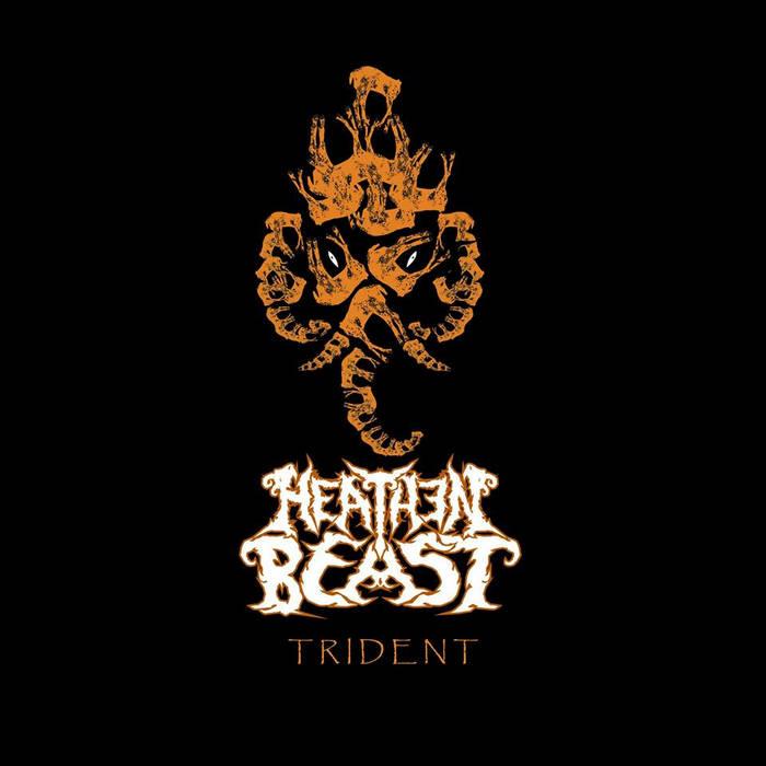 Trident (Black Metal) cover art