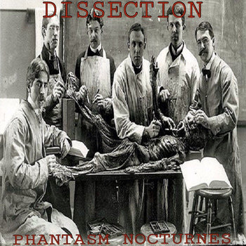 DISSECTION cover art