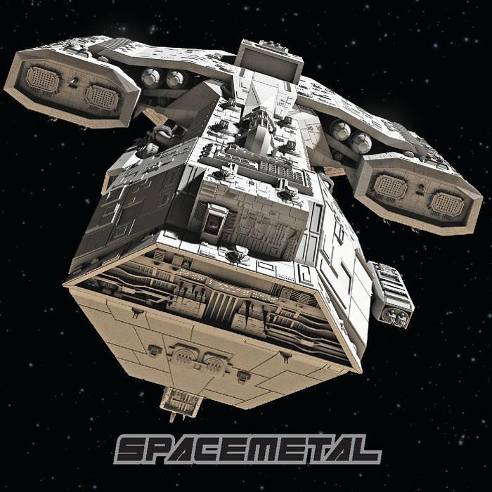 SpaceMetal cover art