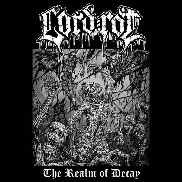 The Realm of Decay EP cover art