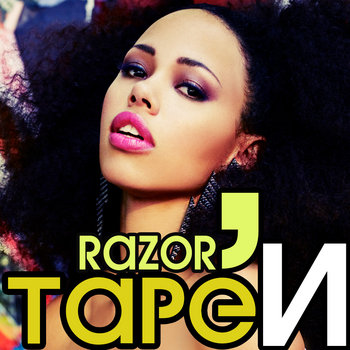 Razor-N-Tape cover art