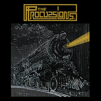 The Procussions cover art