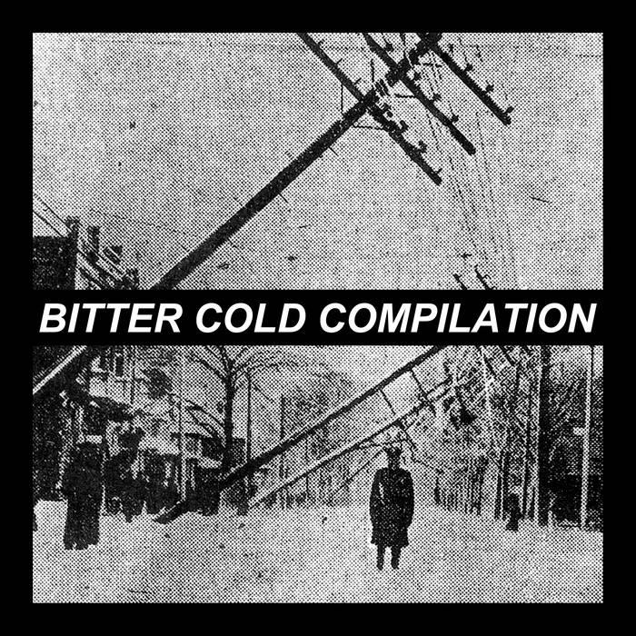 """V/A - Bitter Cold Compilation 7"""" cover art"""