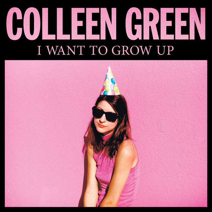 I Want to Grow Up cover art