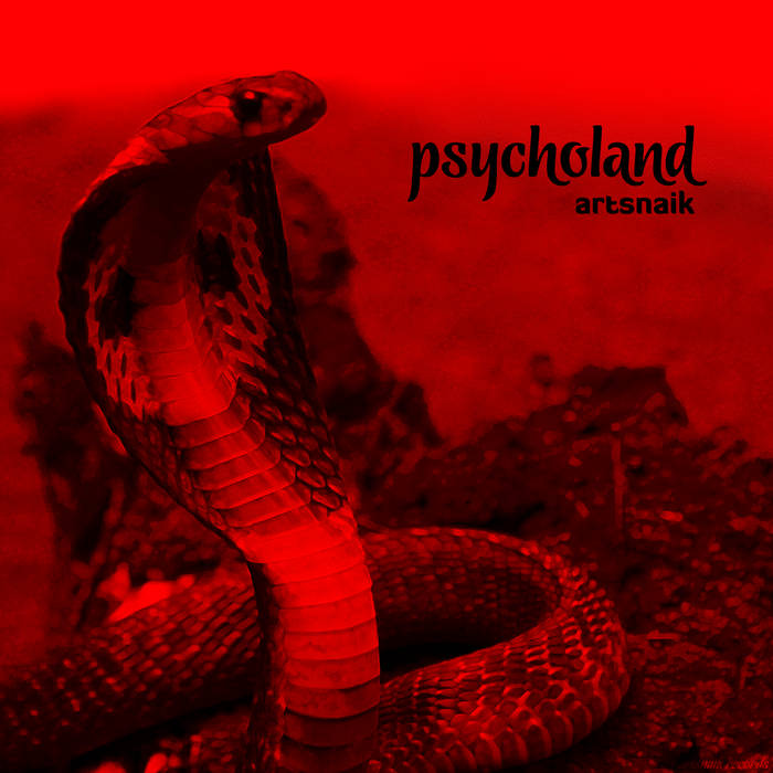 Psycholand cover art