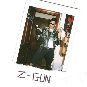 Zimmerman's Gun EP cover art