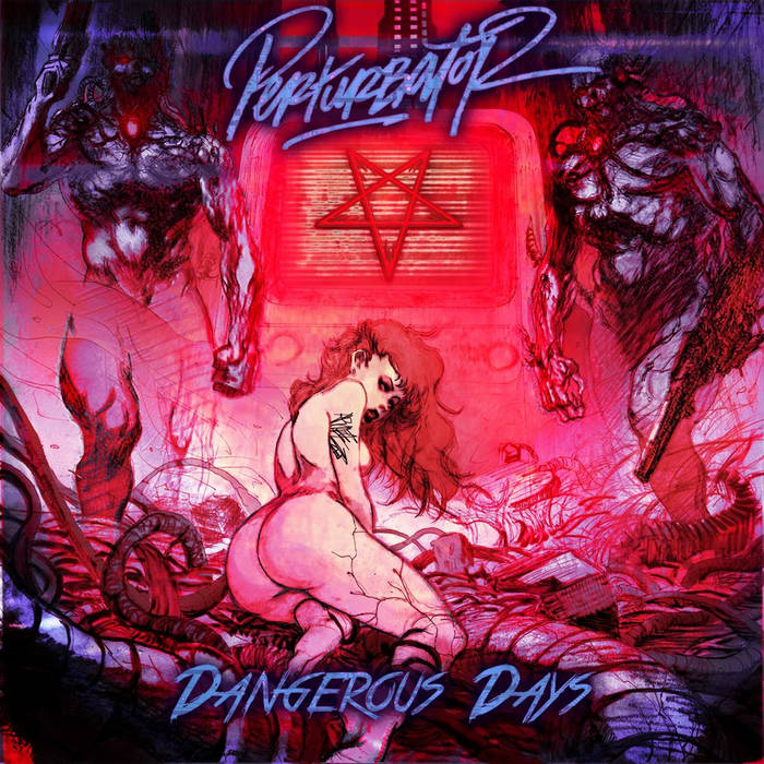 Dangerous Days cover art