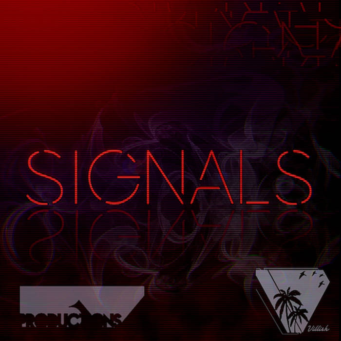 Signals EP cover art